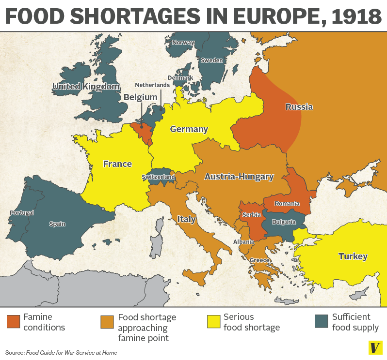 vox on 40 maps that explain world war i