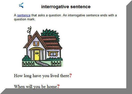 Be An Grammar Nerd On Twitter Interrogative Sentence A Sentence
