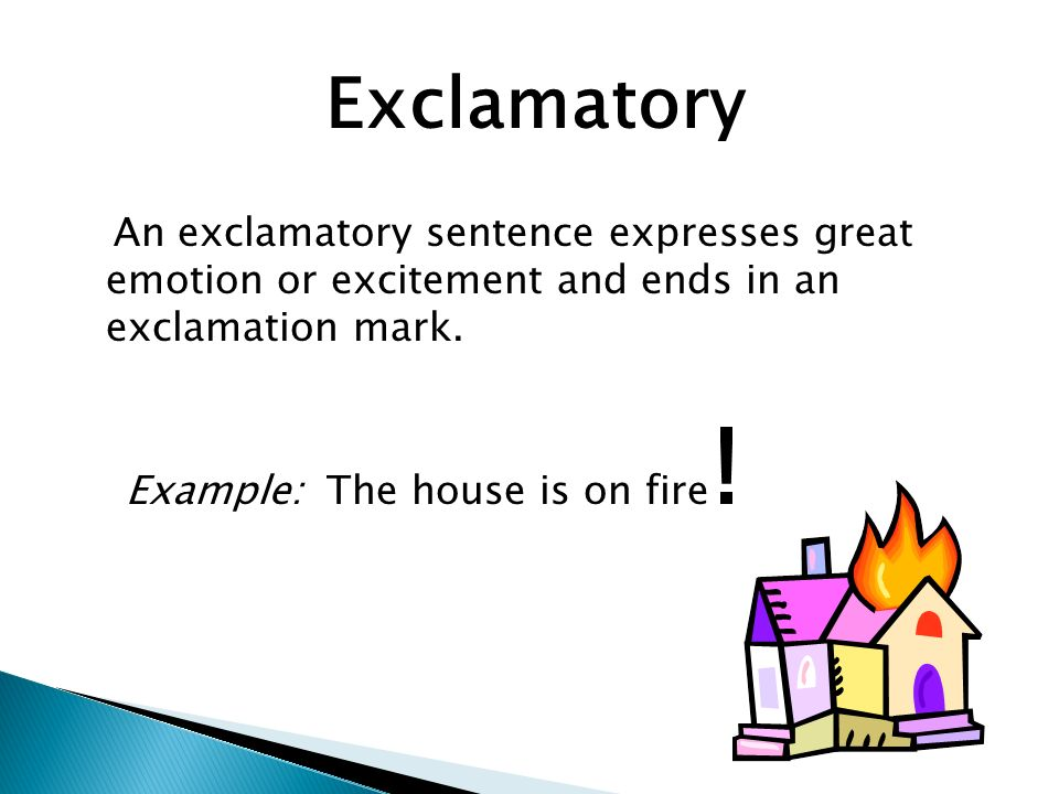 10 examples of exclamatory sentences