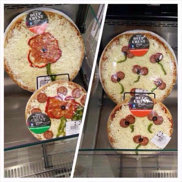 Our latest show, with SAS vet Ben Griffin, is a suitable antidote to Tesco's Poppy Pizza http://t.co/wEFLJhWGNY http://t.co/jfWuJCxeMO