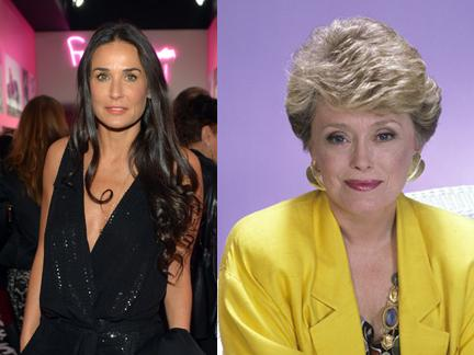 Demi Moore is 52 today. She's older than Rue McClanahan was during season 2 of The Golden Girls. http://t.co/BTSNR36s3V