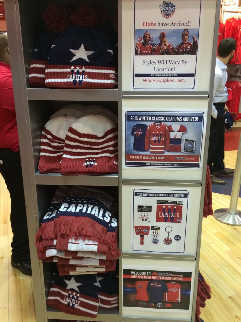 "763516a7748f ""@washcaps: Winter Classic jersey & hats are ready for shoppers at the  Verizon Center Team Store pic.twitter.com/ajBqOtld9l"""