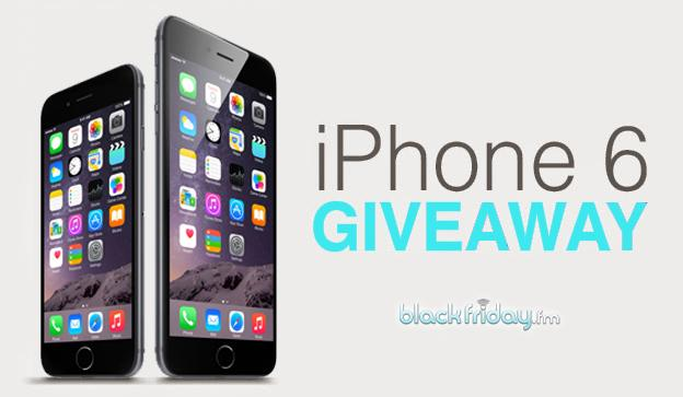 Follow & RT for a Chance to Win #BlackFriday iPhone 6 Giveaway!  ENTER HERE: http://t.co/VzOgSokOfM http://t.co/0pyFWMkhgk