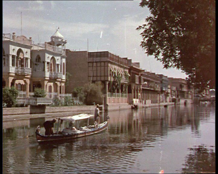 This is not Venice. This is Iraq's city of Basra in the 1950s. http://t.co/suFsB2HUKb