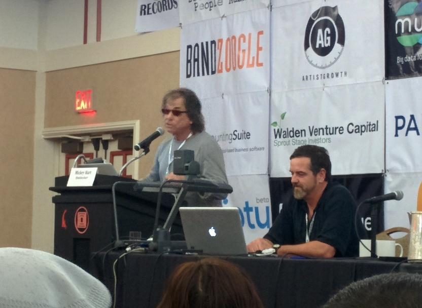 """Music is domesticated vibration"" - @mickeyhart #sfmusictech http://t.co/c4rARvywZW"