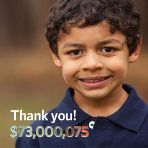 The #STL region has shown incredible generosity by donating a record-breaking $73,000,075 to help people! #united4stl http://t.co/iP46SIVDS5