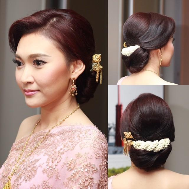 """Beauty Images on Twitter: """"The best 14 photos of Thai hairstyle for"""