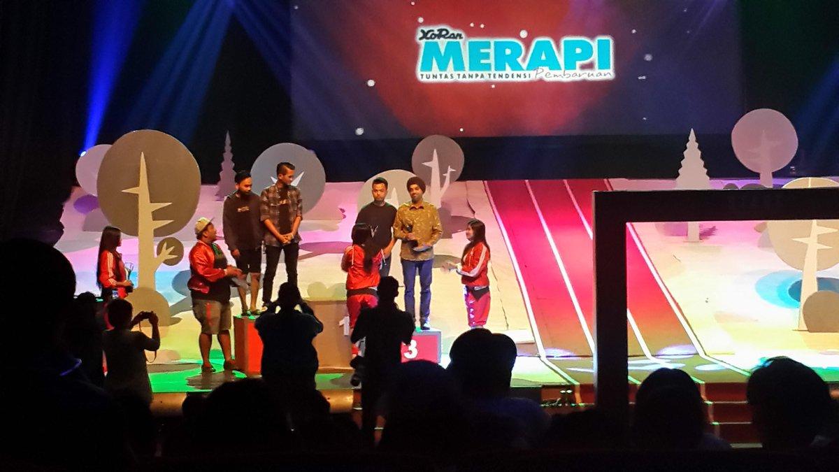 Republic (DMP Group) won Bronze from Pinasthika XV Bawana Category for Malika: Hijab It On. Congrats! Rise & Shine.