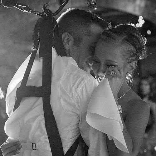 WATCH: Paraplegic veteran stuns bride with a wheelchair-free first dance at their wedding http://t.co/mmOzNmi6Lg http://t.co/iQROsfJH0z