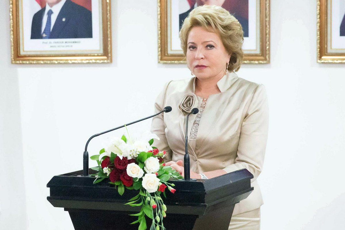Валентина #Матвиенко провела встречу с Вице-Президентом #Индонезия Мухаммадом Юсуфом Каллой http://t.co/atMryerHdA http://t.co/qQvM9Xw4Vx