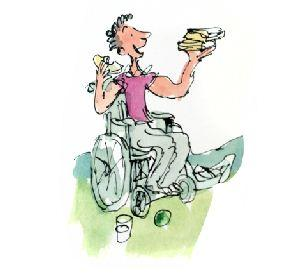 Sir Quentin Blake creates a story with disabled children's characters as the stars http://t.co/LwQYTCeTd8 #inclusion http://t.co/1RldI9eULx