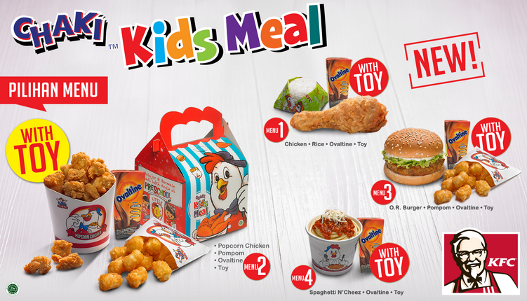 """KFC Jagonya Ayam! on Twitter: """"Nikmati Berbagai paket Menu ..."""