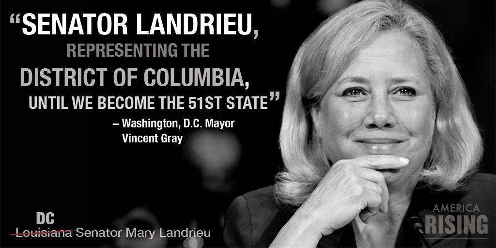 Mary Landrieu begs Harry Reid to bring Keystone XL for a vote