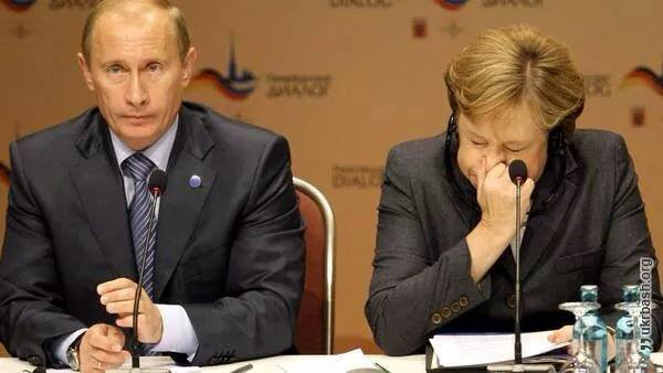 """У Меркель не исключают введения дополнительных санкций против РФ: """"На Донбассе до сих пор отсутствует настоящий режим прекращения огня"""" - Цензор.НЕТ 7060"""