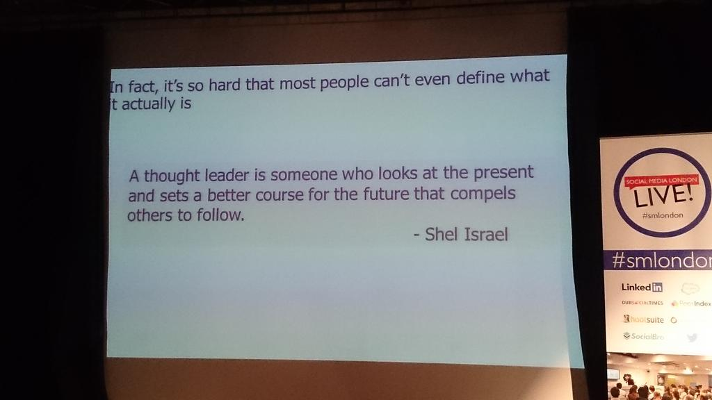 @jonlombardo - great quote here. #smlondon http://t.co/NHFdY4aFXL