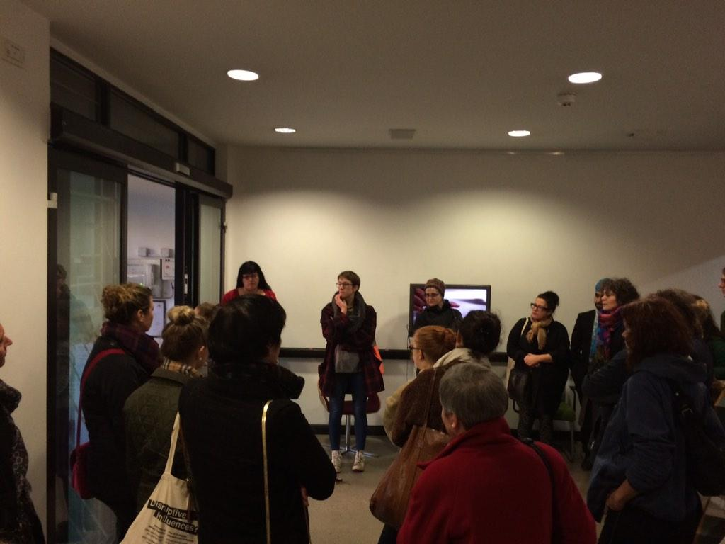 Final visit of the #engageconf14 fringe @TheArtHouseUK http://t.co/tLm4znAnlT