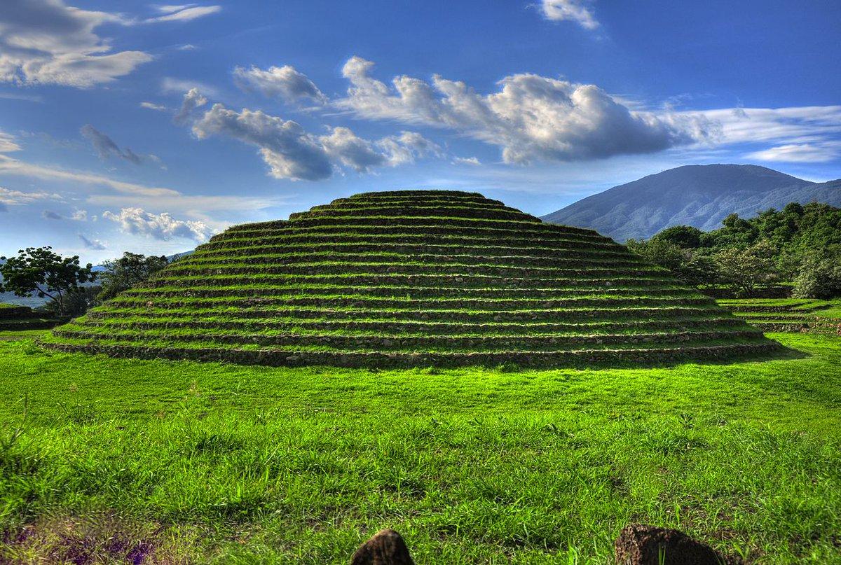 Pirámide circular en Bolivia