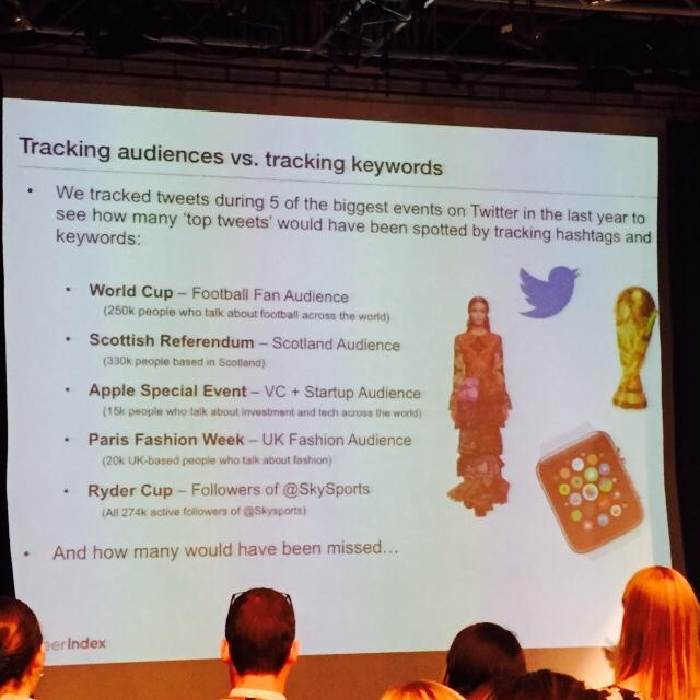 This is why you should track AUDIENCES, not keywords + hashtags #smlondon @farhanlalji http://t.co/UnnO7rtE6p