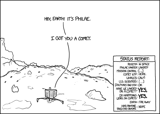As ever - XKCD nails it.  http://t.co/zD1EiqvZEE http://t.co/29akukNenO