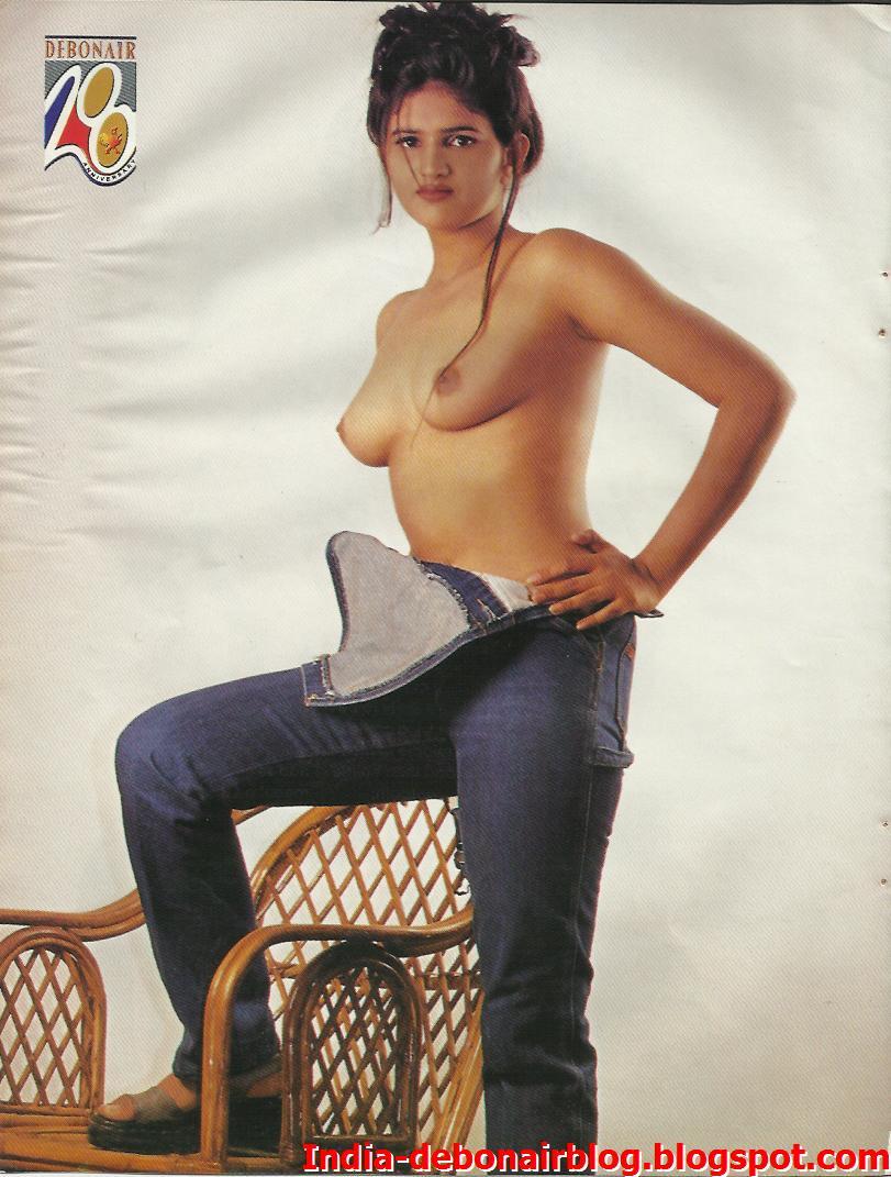 Debonair nude models