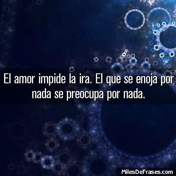 Frases En Imágenes No Twitter El Amor Impide La Ira El