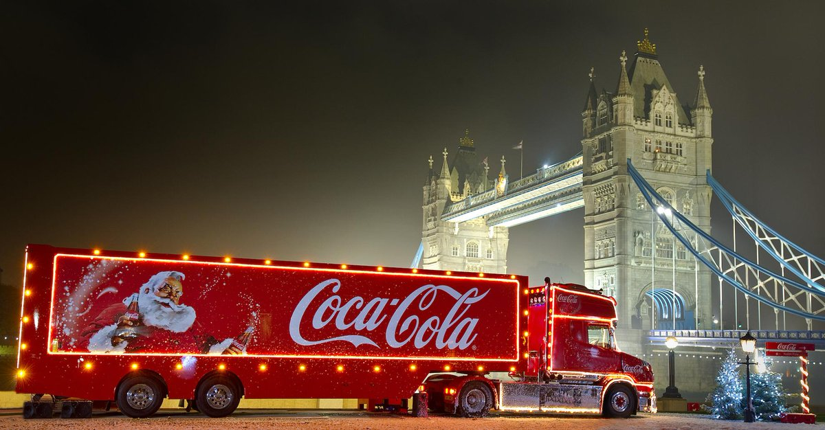 UK's favourite Christmas Truck to Visit Union Street Torquay - See it on 17 December - noon - 8pm http://t.co/9y3rwDQuMc