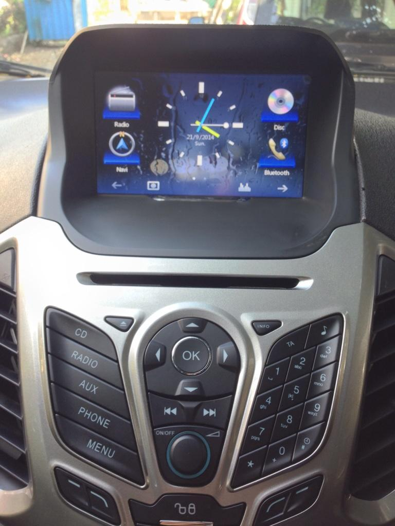 ford ecosport india on twitter megaaudeo system for. Black Bedroom Furniture Sets. Home Design Ideas
