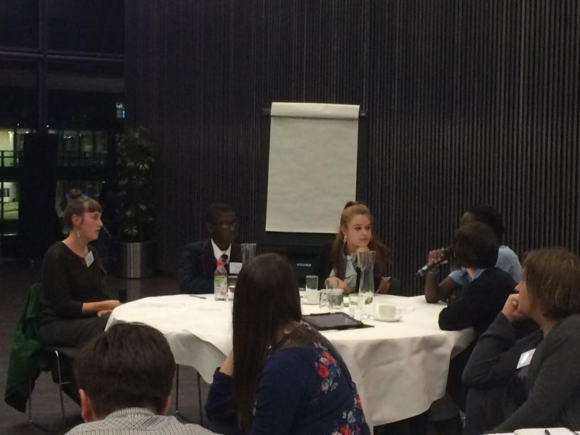 Young people contribute to the @TTMLondon Inspire event @MayorofLondon #musiced http://t.co/9t6KMBHFUY