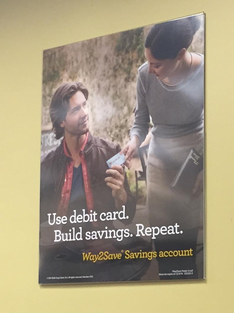 Even Wells Fargo is ripping off my buddy @HeymanHustle http://t.co/lsESZTxRQz