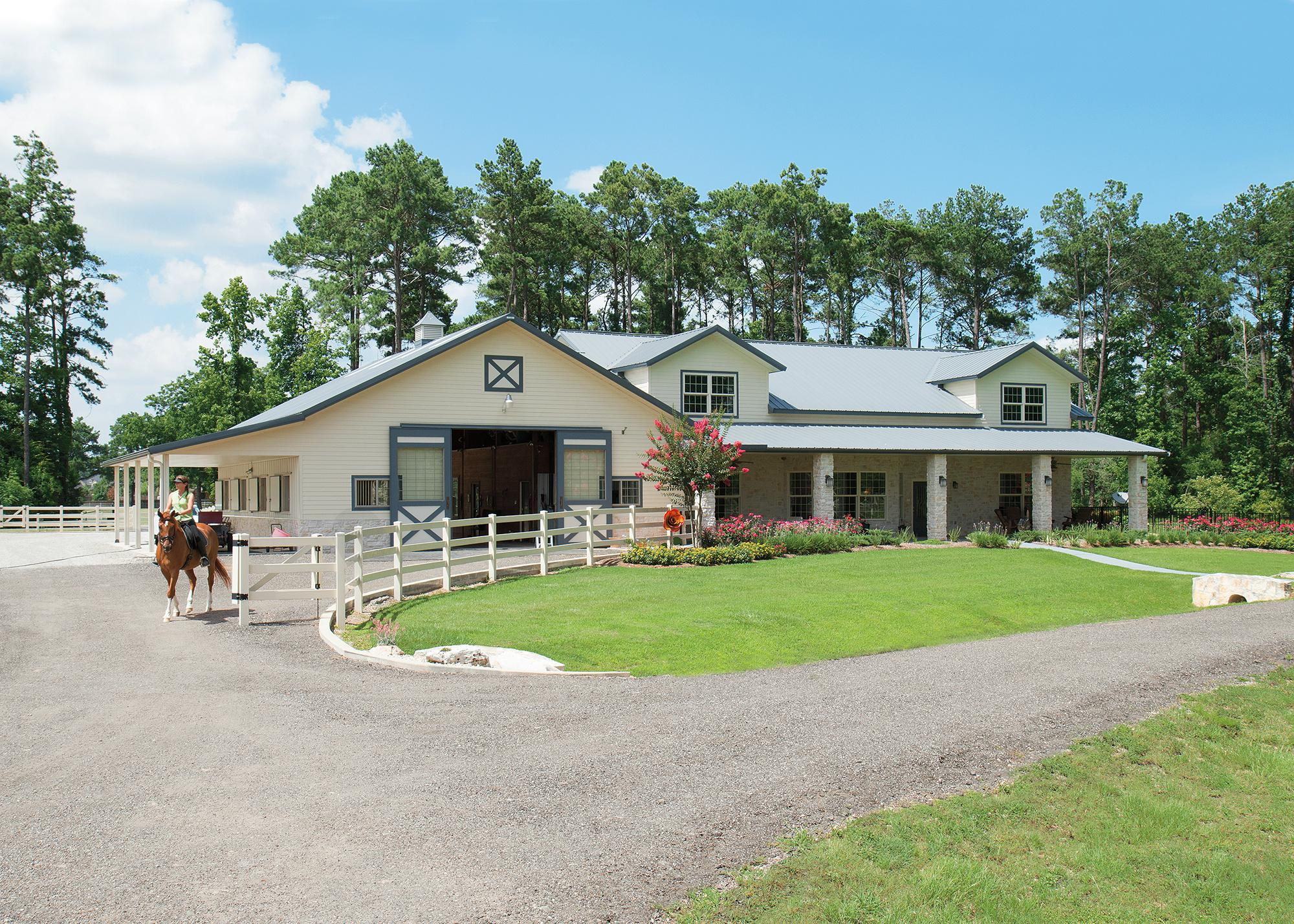 Embedded image permalink for Horse barn homes