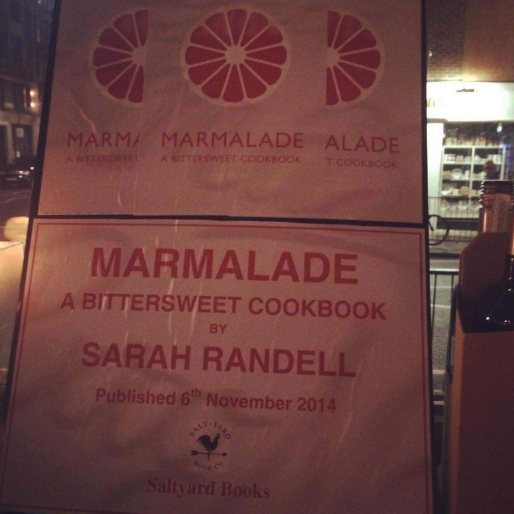 Thank you @Jose_Pizarro for delish Spanish party nibbles @Dauntbooks @Saltyardbooks #marmalade http://t.co/lLTlm01VpZ