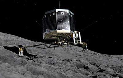 【快挙!】人類初の彗星着陸に成功! 60億キロの旅の末ついに・・・ blog.esuteru.com/archives/79297… pic.twitter.com/dyC9t3nvSY