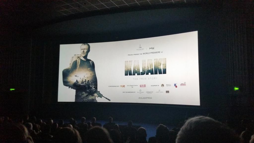 Thumbnail for Kajaki World Premiere