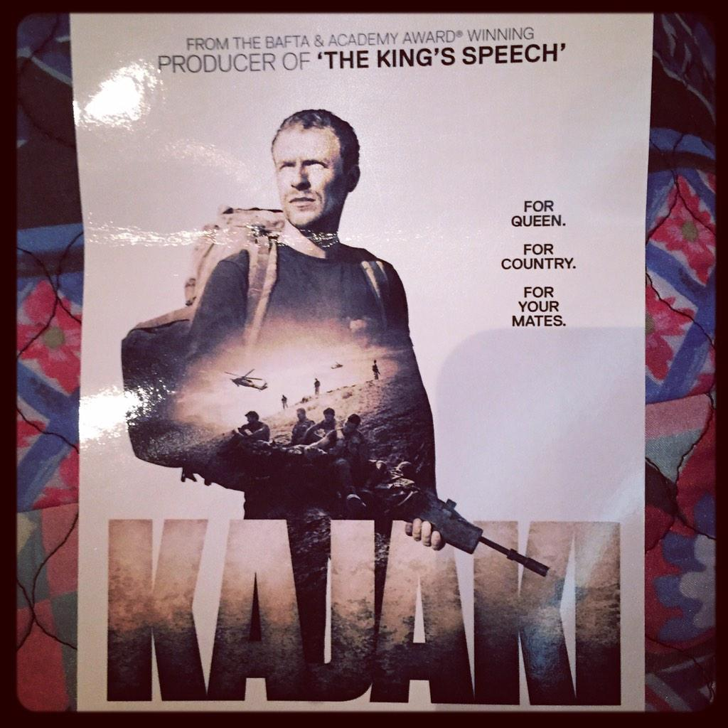 #KajakiPrem - powerful film http://t.co/yjhWXLGPVK