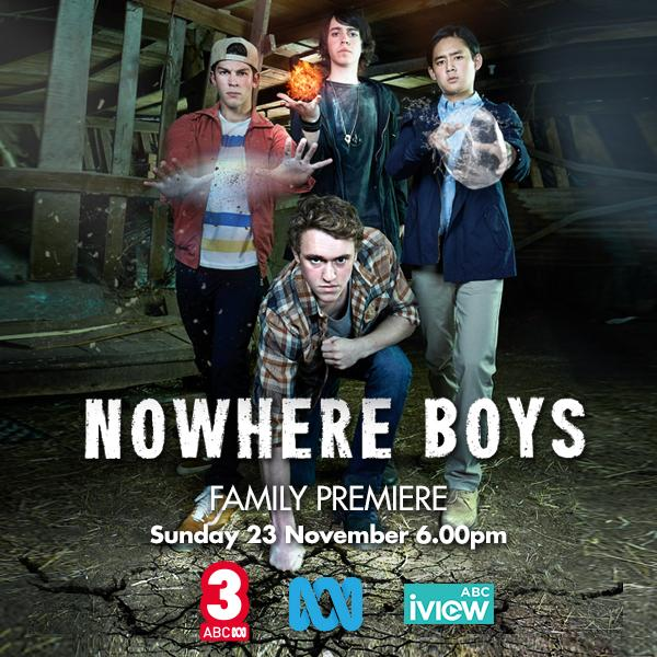 Nowhere Boys (2013) 2x10 Vose Disponible