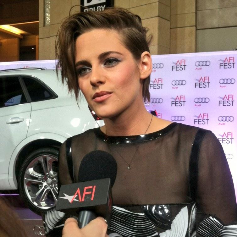 """It's great to bring it to a festival for an audience who loves film"" #KristenStewart on #StillAlice #AFIFEST http://t.co/1yb0Huvbvg"