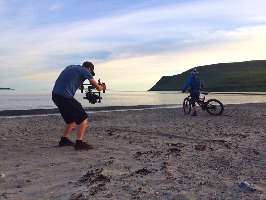 Thanks for following @freeflycinema Check the M5 on our latest @danny_macaskill film #TheRidge http://t.co/ofgCbw7g4w http://t.co/UPhHfm5Kwy