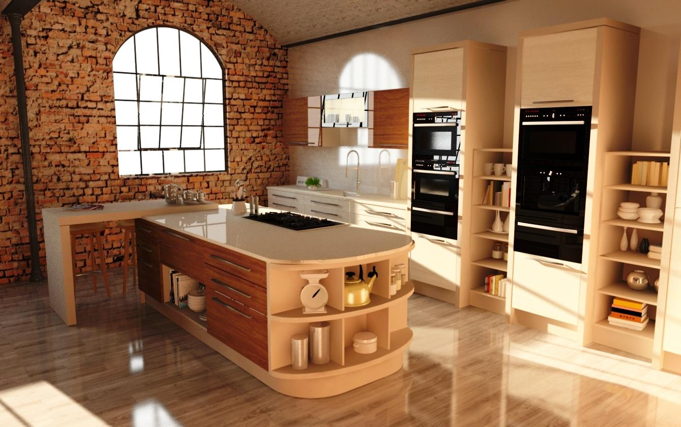 Articad On Twitter Take A Look At Our New Cucina Colore Merewaykitchens Design Created In