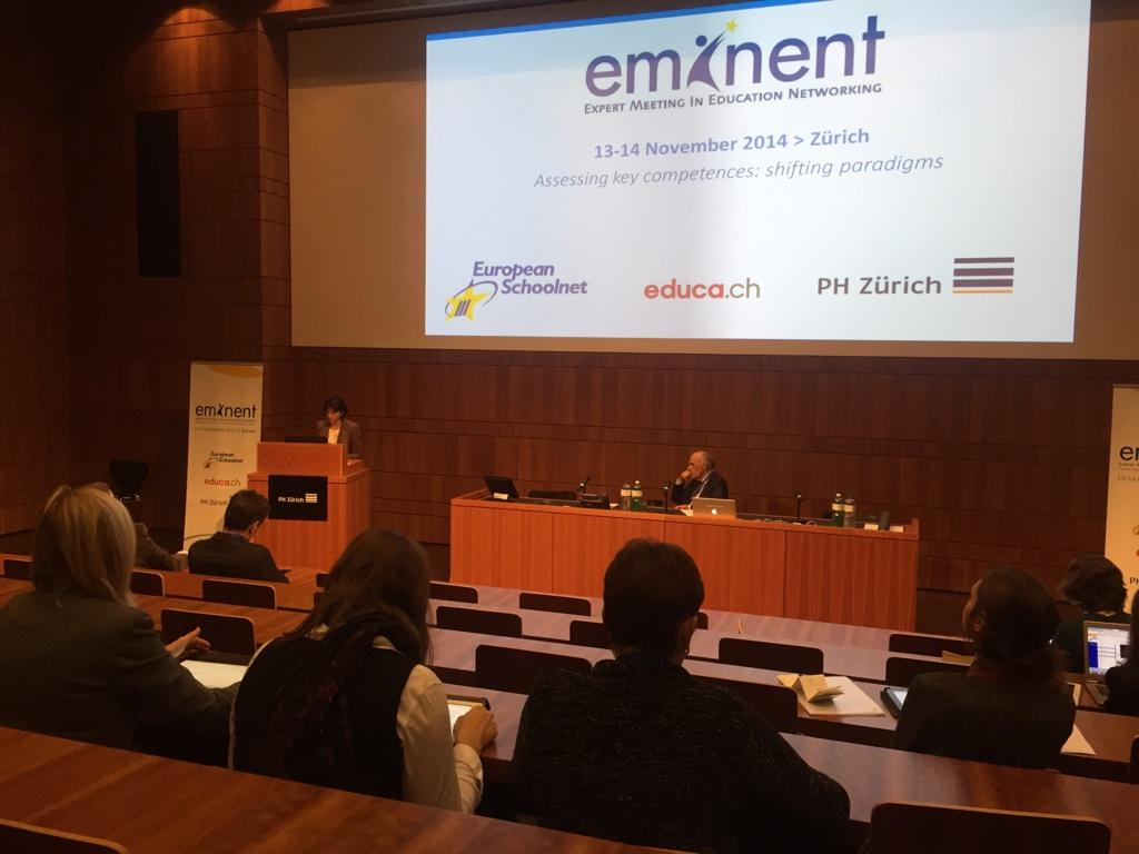 Thumbnail for #eminent2014. Expert Meeting in Education Networking