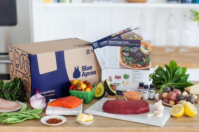 #StartUps Blue Apron Blows Past 1 Million Meals Sold Each Month, Looks To eCommerce http://t.co/snIUYtpy7p #NewsFeed http://t.co/Bi7xzoO5p5