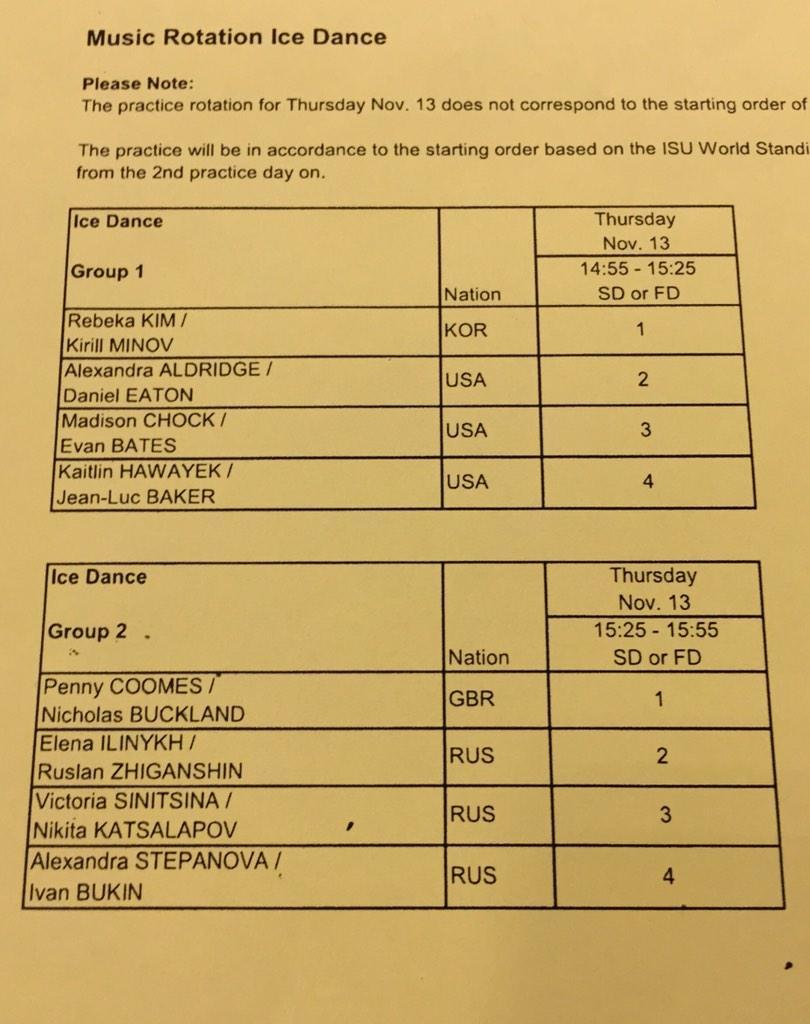4 этап. ISU GP Rostelecom Cup 2014 14 - 16 Nov 2014 Moscow Russia-1-2 B2TZl23CIAAqXI1