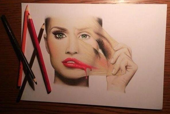 Sick Drawings On Twitter A Lot Of Meaning In This Drawing Http