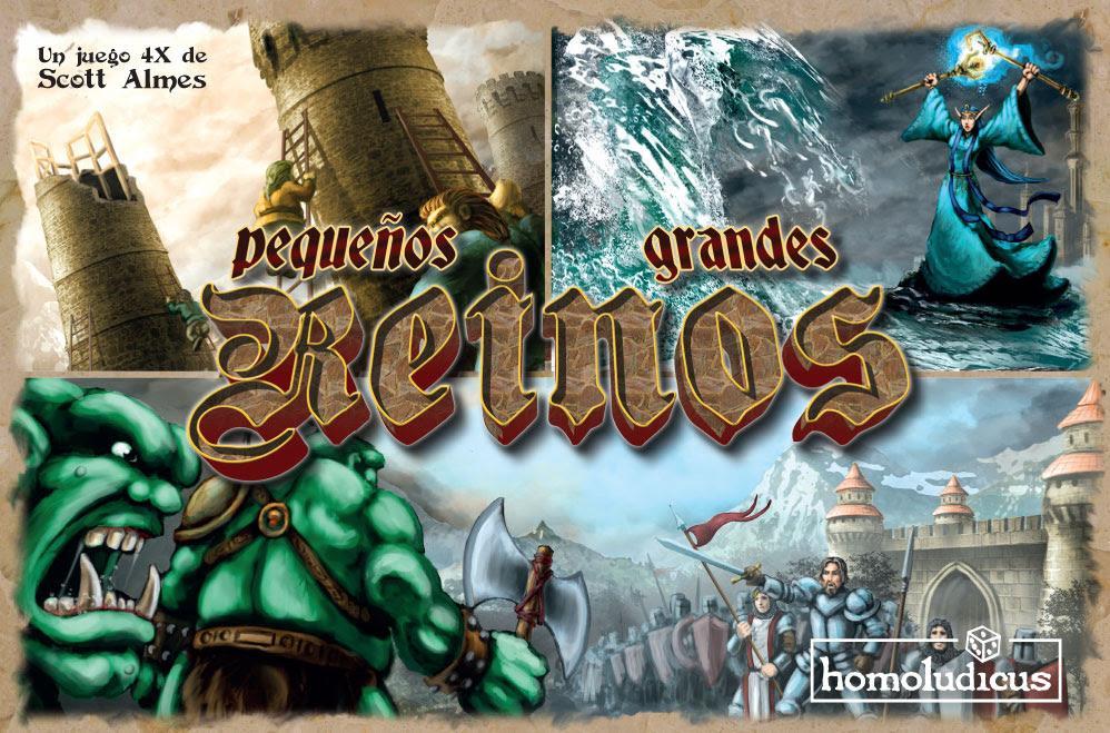 Pequeños Grandes Reinos (vídeo reseña) - Juegos de la Mesa Redonda B2ULFyBCUAArXuZ