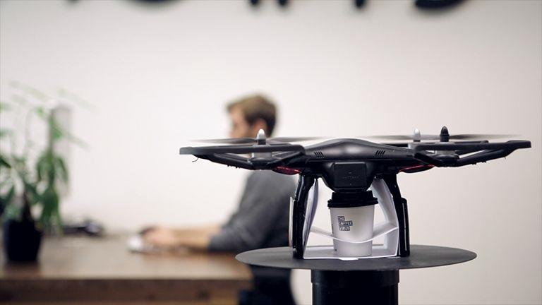 Indoor Drone Delivers Fresh Coffee To Your Desk http://t.co/VIporn33DP by @yizmo http://t.co/6NkaG2bS0x