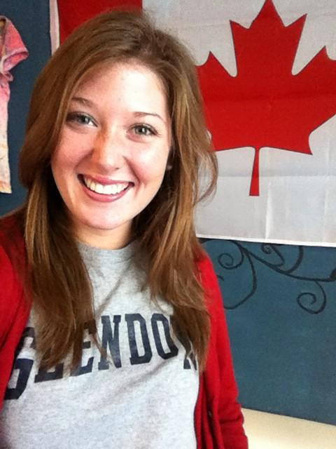 Showing my love for #Glendon an #yorku for #YUSpirit #YUSpiritDay here in Holland! Miss and love my school so much. http://t.co/8hSOqeY9N3