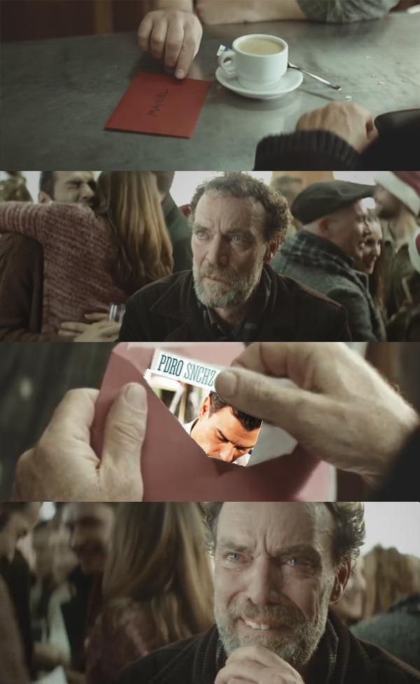 Memes del anuncio de Lotería de Navidad 2014