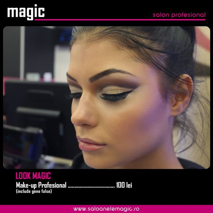 Magic Salon On Twitter Makeup Machiaj Makeupprofesional Magic