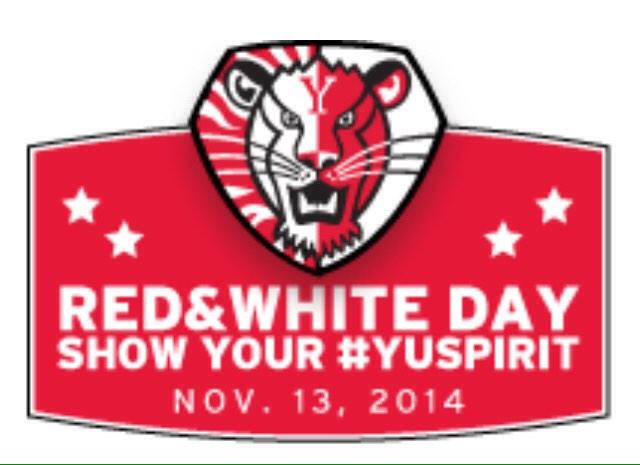 Thumbnail for Fall Red & White Day 2014