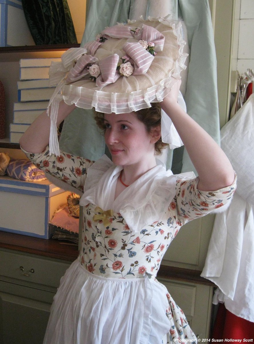 New post: 18th c Fashion: Caps & Hats from the Milliner's Shop @colonialwmsburg http://t.co/gt7OlMOQ8E http://t.co/qmACYQtRkC