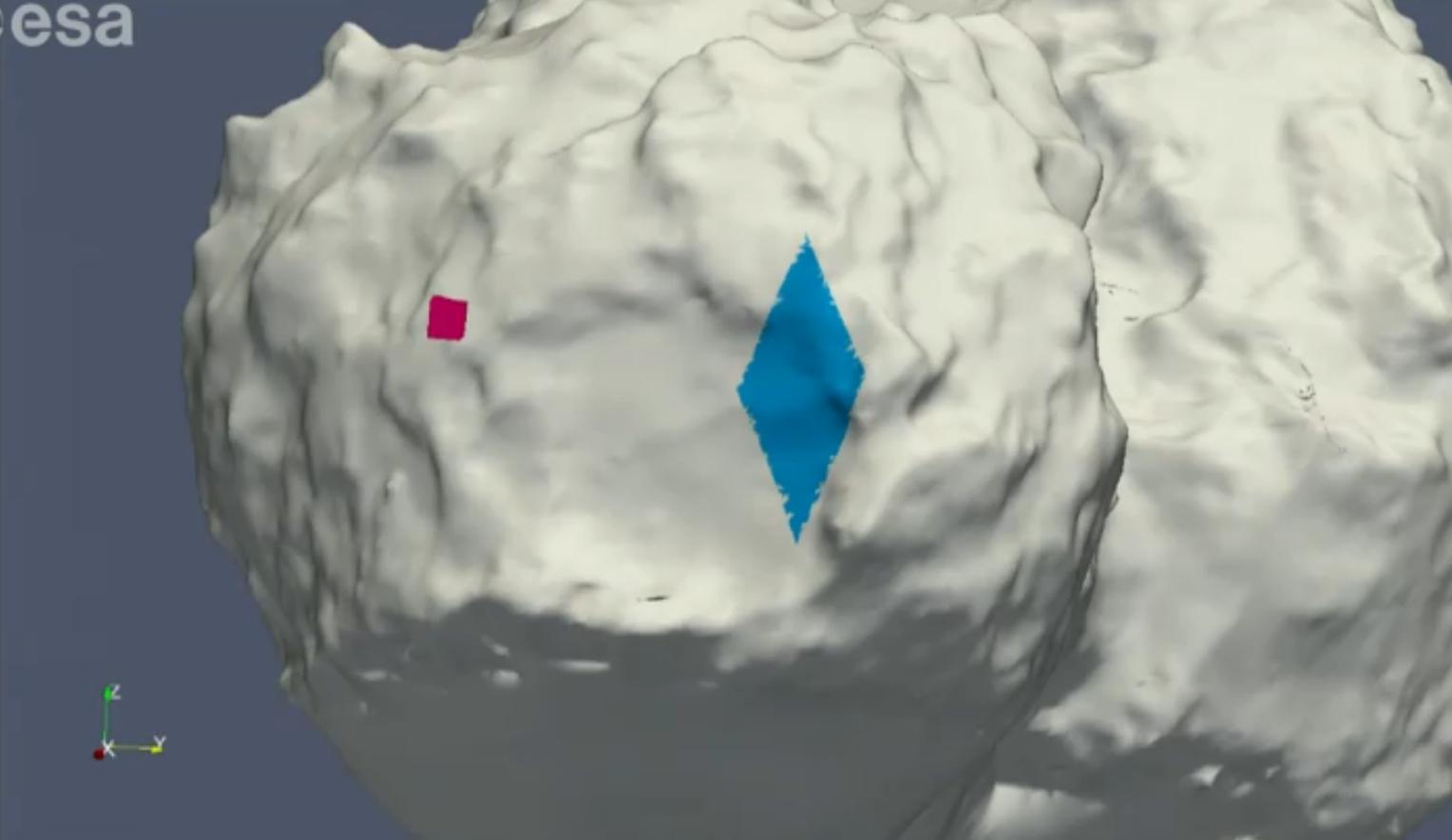 Euronews space Le réveil de Rosetta comme si vous y étiez ! (et autre) B2Uz5iYIQAAVbg1
